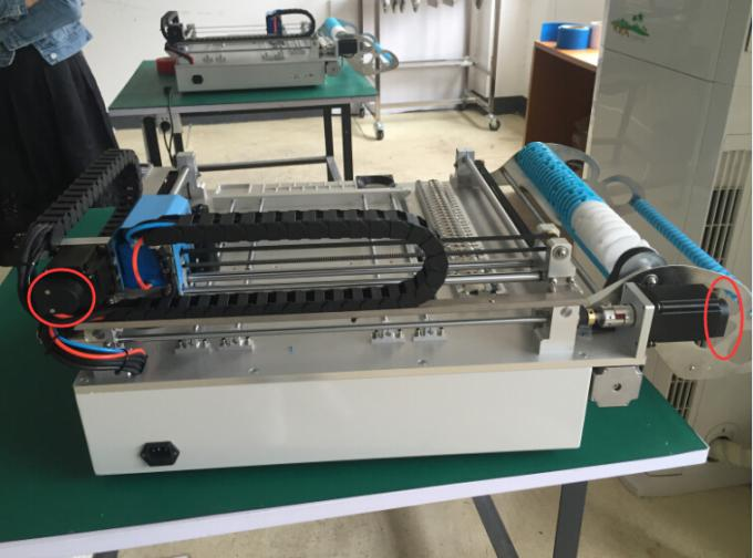 Classic Model CHMT48VA 29 feeders SMT Pick and Place Machine SMT assembly Line, batch production