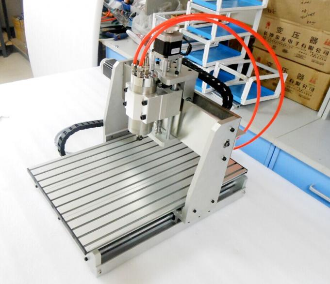 USB Controller 4 Axis Z axis Travel 100mm 3040 CNC Router 3D 800w Heighten Version