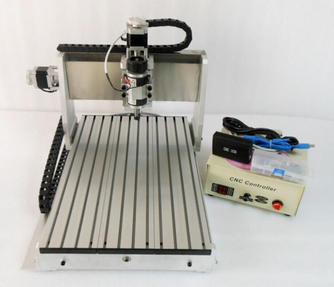 Professional CNC3040 3D CNC Router , CNC Engraving Drilling And Milling Machine
