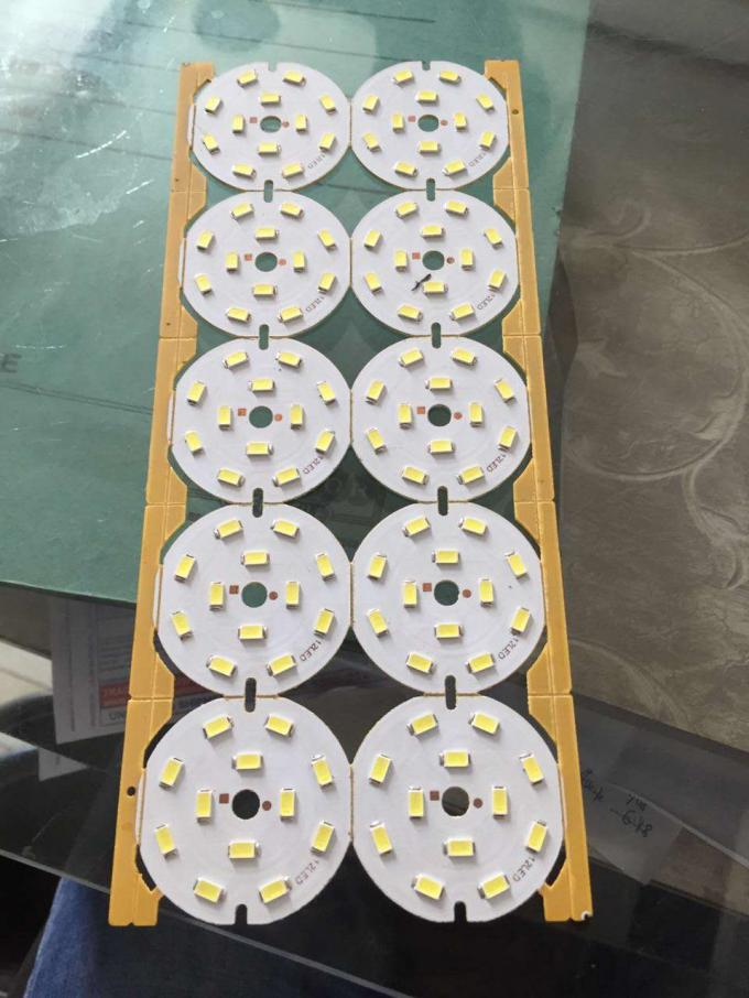 High speed Desktop 4 Heads LED Pick and place Machine CHMT510LP4, 1.2m LED strip