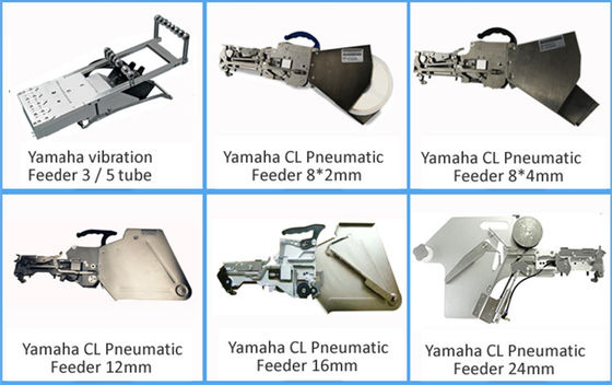 China Standard Yamaha Pneumatic CL Feeder 8mm 12mm 16mm 24mm Universal type supplier