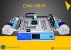 China CHMT48VB 58pcs Feeders + Vision system Charmhigh Desktop Pick and Place Machine factory