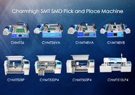 China Charmhigh 8 models Desktop SMT SDM Pick and place Machine CHMT36 CHMT48 CHMT530 CHMT560 factory